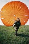 Zajęcia spadochronowe